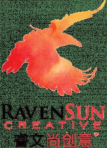 Raven Sun Creative logo